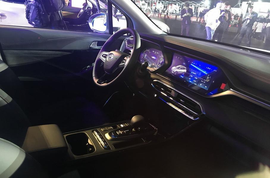 GAC выпустил новый купе-кроссовер GS4 Coupe