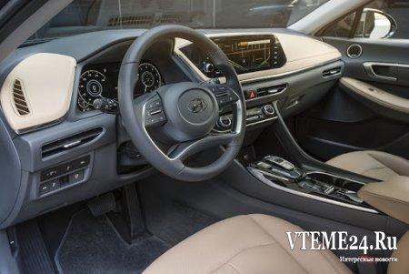 Обзор Hyundai Sonata 2020 год