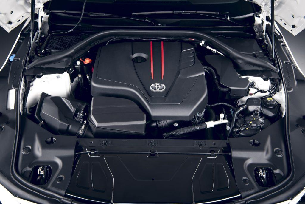 Обзор Toyota GR Supra 2021 года